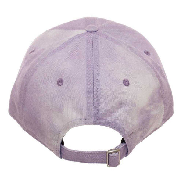 Ursula Disney Villains Hat - Purple Tie Dye Hat | shopcontrabrands.com