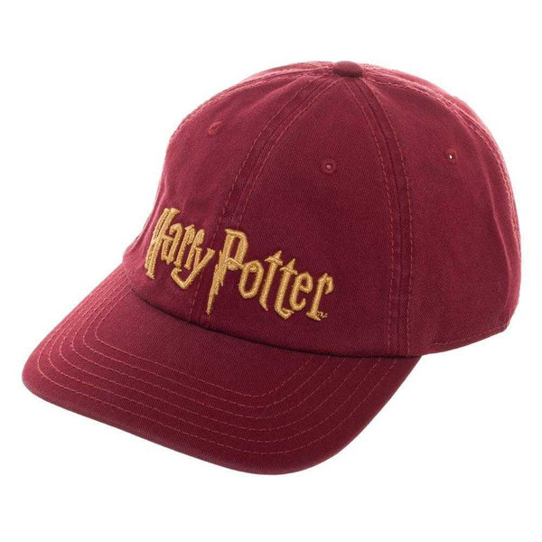 Harry Potter Cap w/ Harry Potter Logo - shopcontrabrands.com