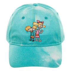 Hey Arnold Hat - Adjustable 90s Cartoon Hat - shopcontrabrands.com