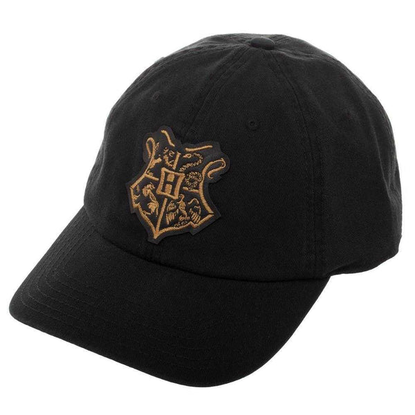 Harry Potter Hat w/ Hogwarts Crest - shopcontrabrands.com