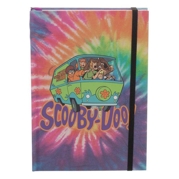Scooby Doo Journal Scooby Doo Stationary Tie Dye Journal - Scooby Doo Accessories Scooby Doo Gift | shopcontrabrands.com