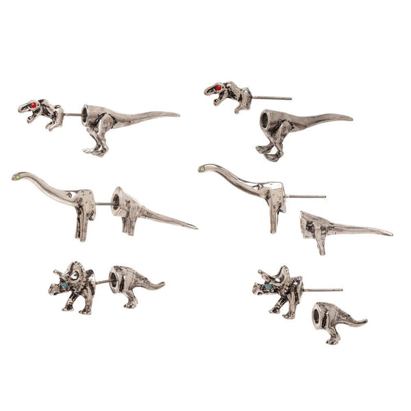 Jurassic Park Earrings Jurassic Park Gift for Girls - Jurassic Park Jewelry Jurassic Park Accessories - shopcontrabrands.com