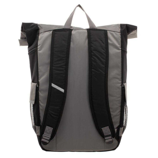 Men's Grey Backpack  RollTop Backpack for Men - shopcontrabrands.com