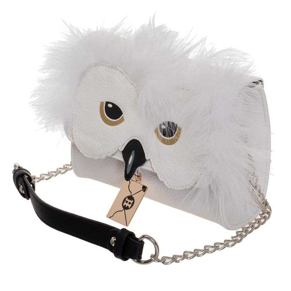 Harry Potter Hedwig Owl Crossbody Handbag - shopcontrabrands.com