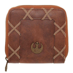 Star Wars Bi-fold Wallet Star Wars Gift for Girls | shopcontrabrands.com