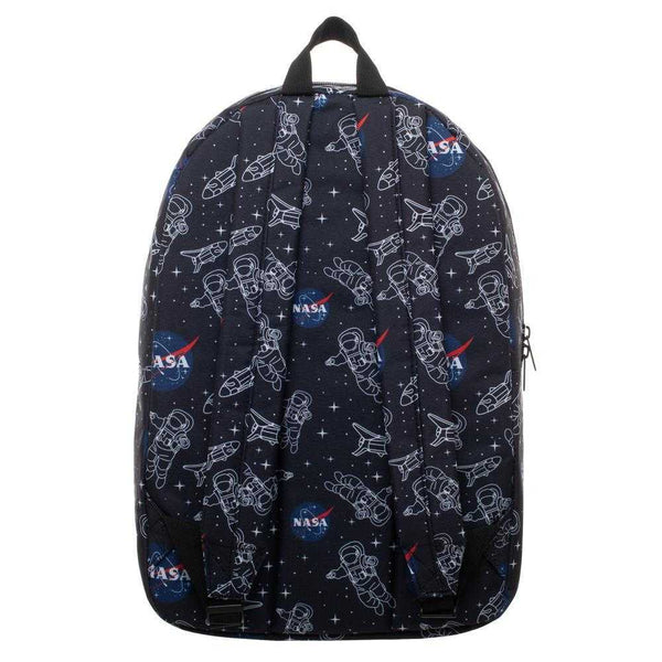 Nasa Backpack Sublimation Astronaut Bag - Great Astronaut Gift or NASA gift - NASA Bag - shopcontrabrands.com