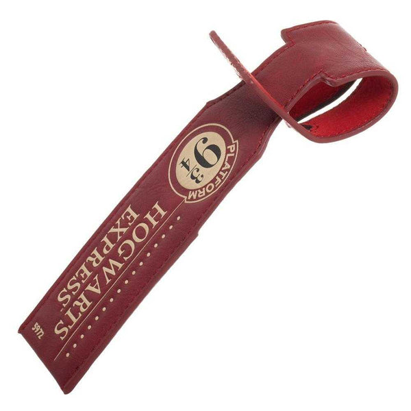 Harry Potter Platform Nine And Three Quarters Strap Style Luggage Bag Tag - shopcontrabrands.com