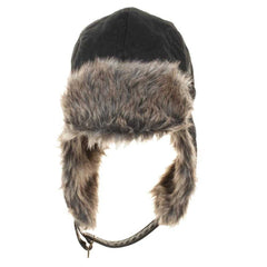Game Of Thrones Faux Fur Trapper Hat - shopcontrabrands.com