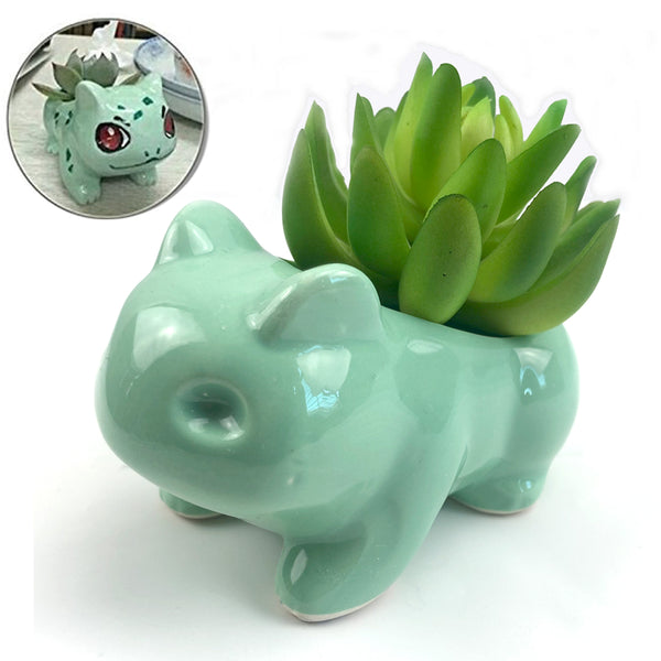 Bulbasaur Pot/Planter