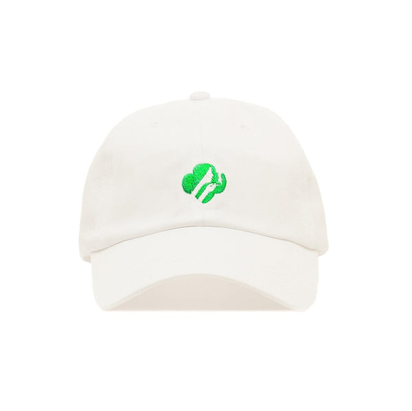 Smoking Scout Kush Dad Hat - Baseball Cap / Baseball Hat | shopcontrabrands.com