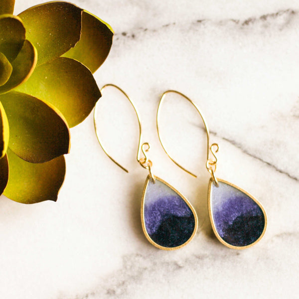 Cobalt Brass Raindrops - shopcontrabrands.com