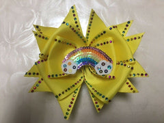 Little Ladies Shimmer-y Hair Bows | 4.5 inch