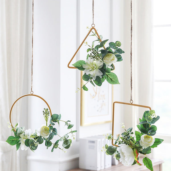 Wedding Decoration Artificial Flower Hanging | shopcontrabrands.com