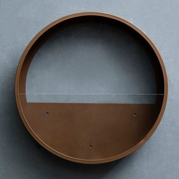 Annular Hanging Wall Planter