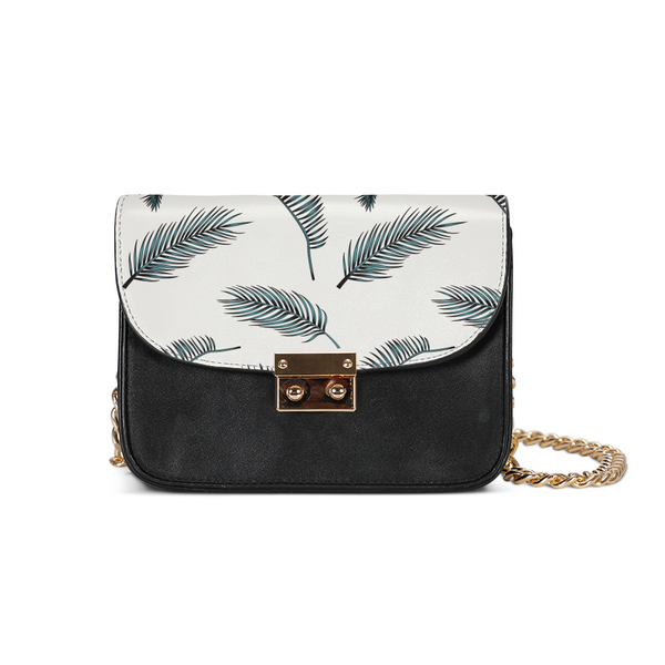 Placid Palms Small Shoulder Bag | shopcontrabrands.com