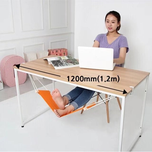 Adjustable Desk Foot Hammock - shopcontrabrands.com