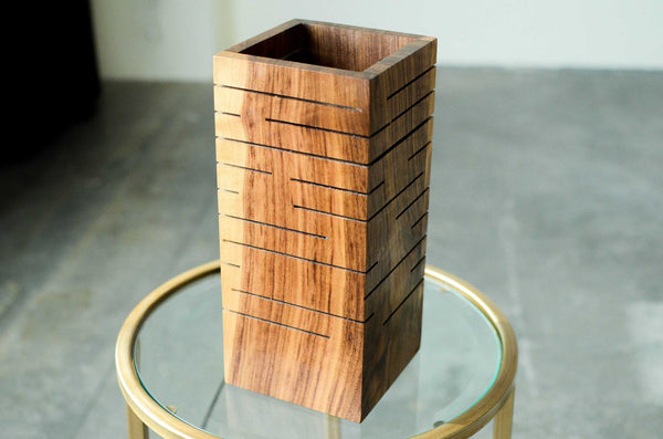Modern Wood Slot Lamp - shopcontrabrands.com