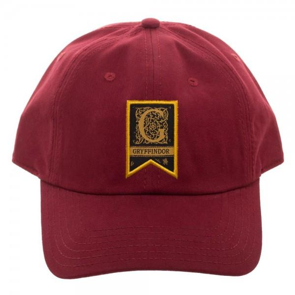 Gryffindor Woven Label Traditional Adjustable - shopcontrabrands.com