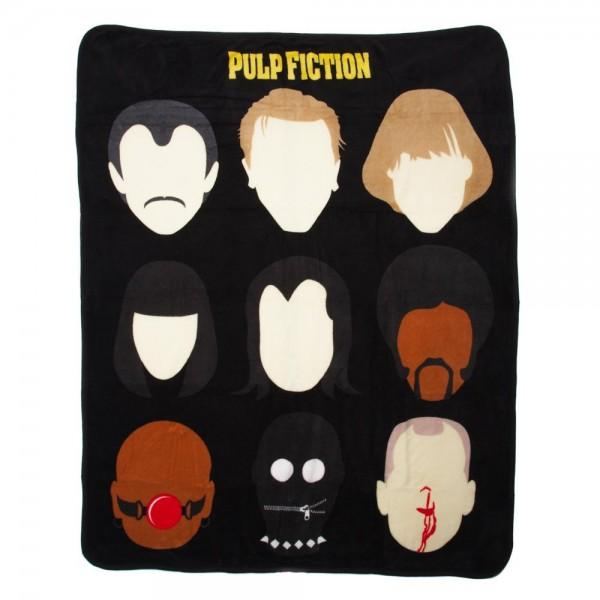 Miramax Pulp Fiction Throw - shopcontrabrands.com