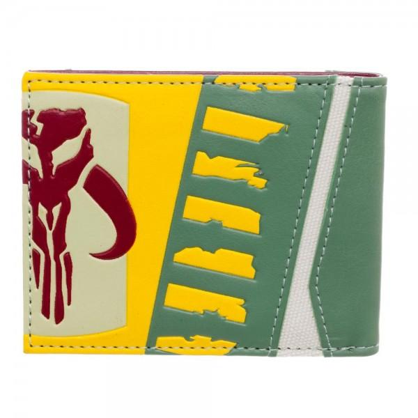 Star Wars Boba Fett Bi-Fold Boxed Wallet | shopcontrabrands.com