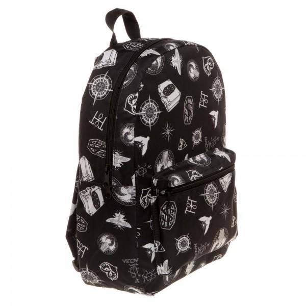 Fantastic Beasts Sublimated Backpack - shopcontrabrands.com
