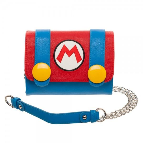 Nintendo Mario Sidekick Crossbody Bag | shopcontrabrands.com