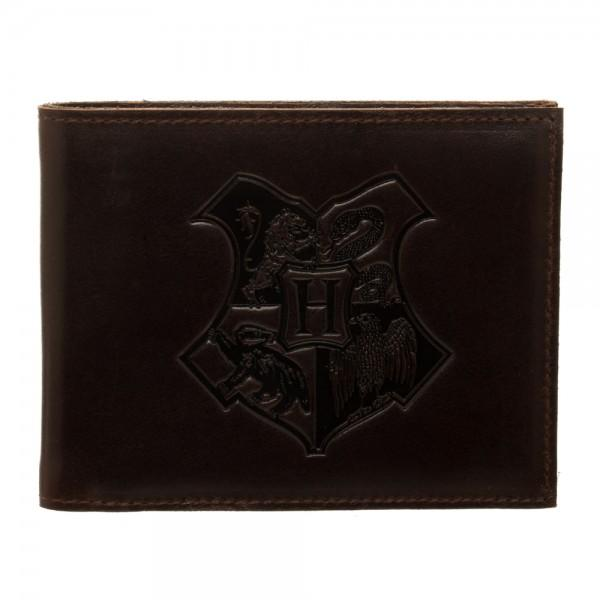 Harry Potter Leather Bi-Fold Wallet - shopcontrabrands.com