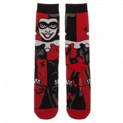Harley Quinn Woman's  360 Crew Socks - shopcontrabrands.com