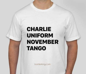 CHARLIE UNIFORM T'SHIRT