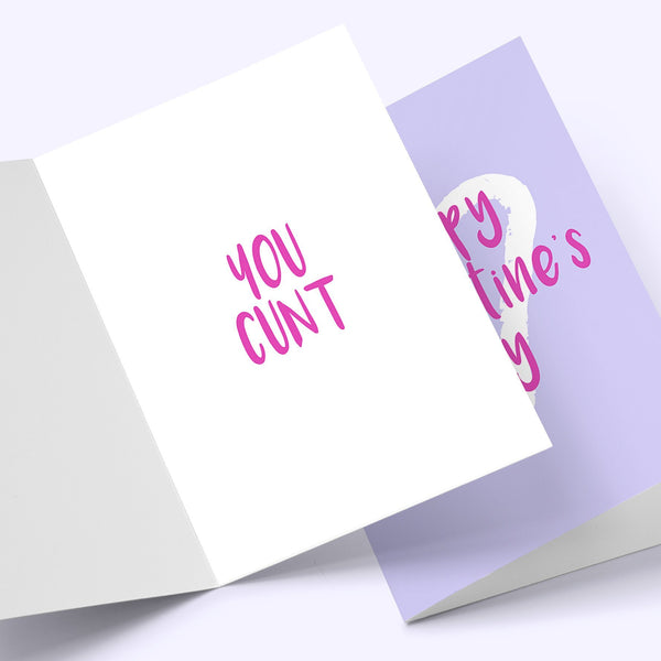 HAPPY VALENTINE'S DAY CARD Card BanterKing