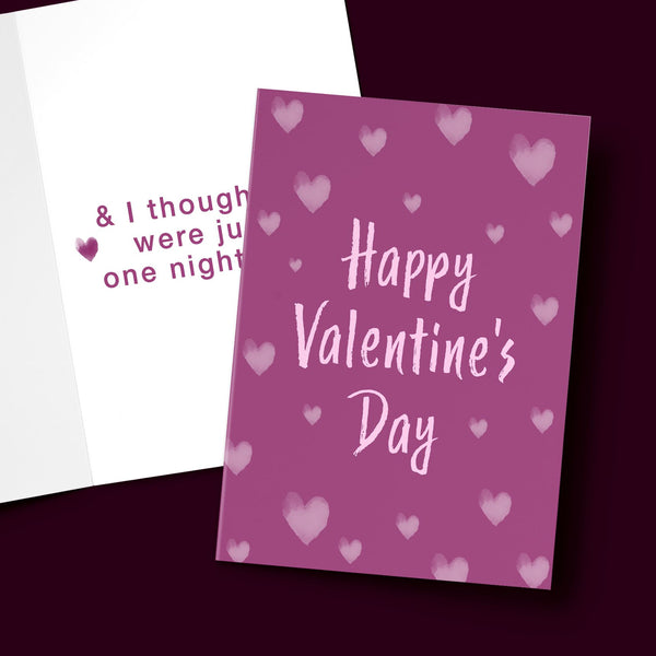 ONE NIGHT STAND CARD Card BanterKing