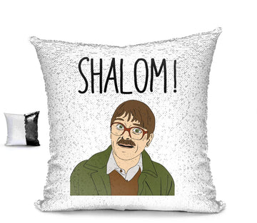SHALOM! CUSHION Cushion BanterKing Pink/White No