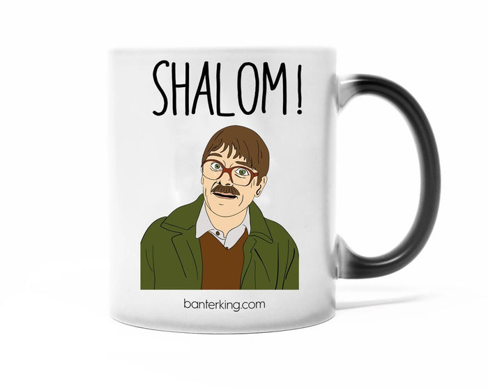 SHALOM COLOUR CHANGING MUG Mug BanterKing 1 MUG