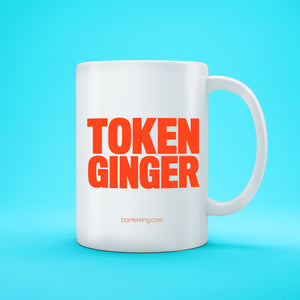 TOKEN GINGER MUG Mug The Mug Printing Company
