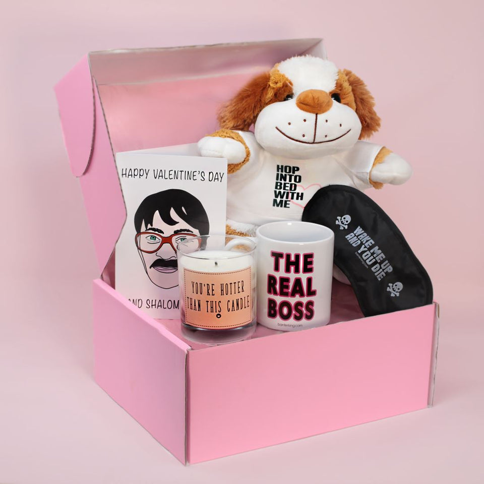 Personalised Valentine's Gift Box BanterKing
