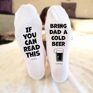 BRING BEER SOCKS BanterKing