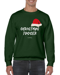 Christmas Tos, Christmas Jumper Jumper BanterKing SMALL GREEN