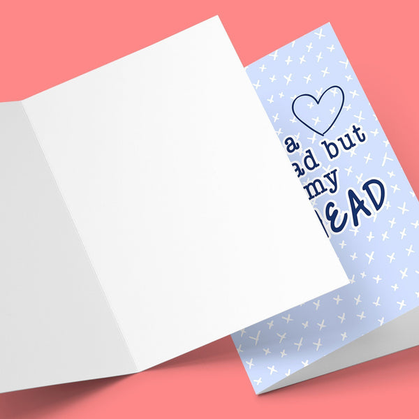Dickhead But My Dickhead Greeting Card Stationery Prodigi