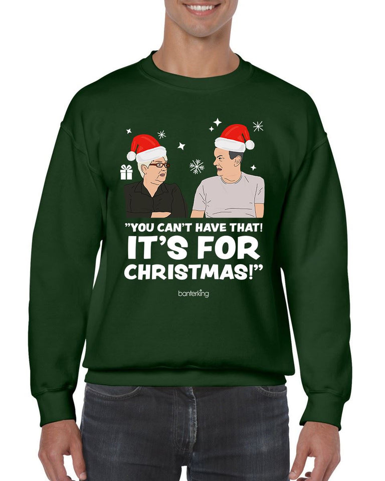 Got Box, Christmas Jumper (Unisex) Jumper BanterKing Small Green