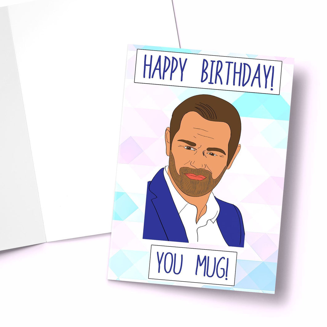 Happy Birthday You Mug Greeting Card Stationery Prodigi