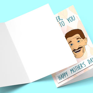 Mother From Me To You Mother's Day Card Stationery Prodigi