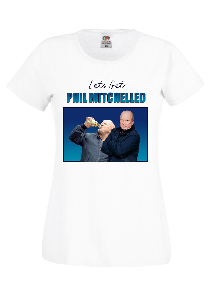 LET'S GET PHILL MITCHLED T'SHIRT (NORMAL EDITION)