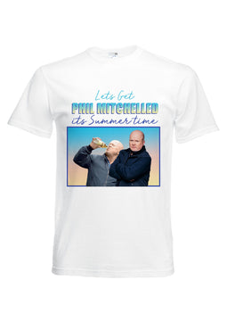 IT'S SUMMER LET GET... T'SHIRT