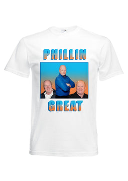 PHILIN GREAT T'SHIRT