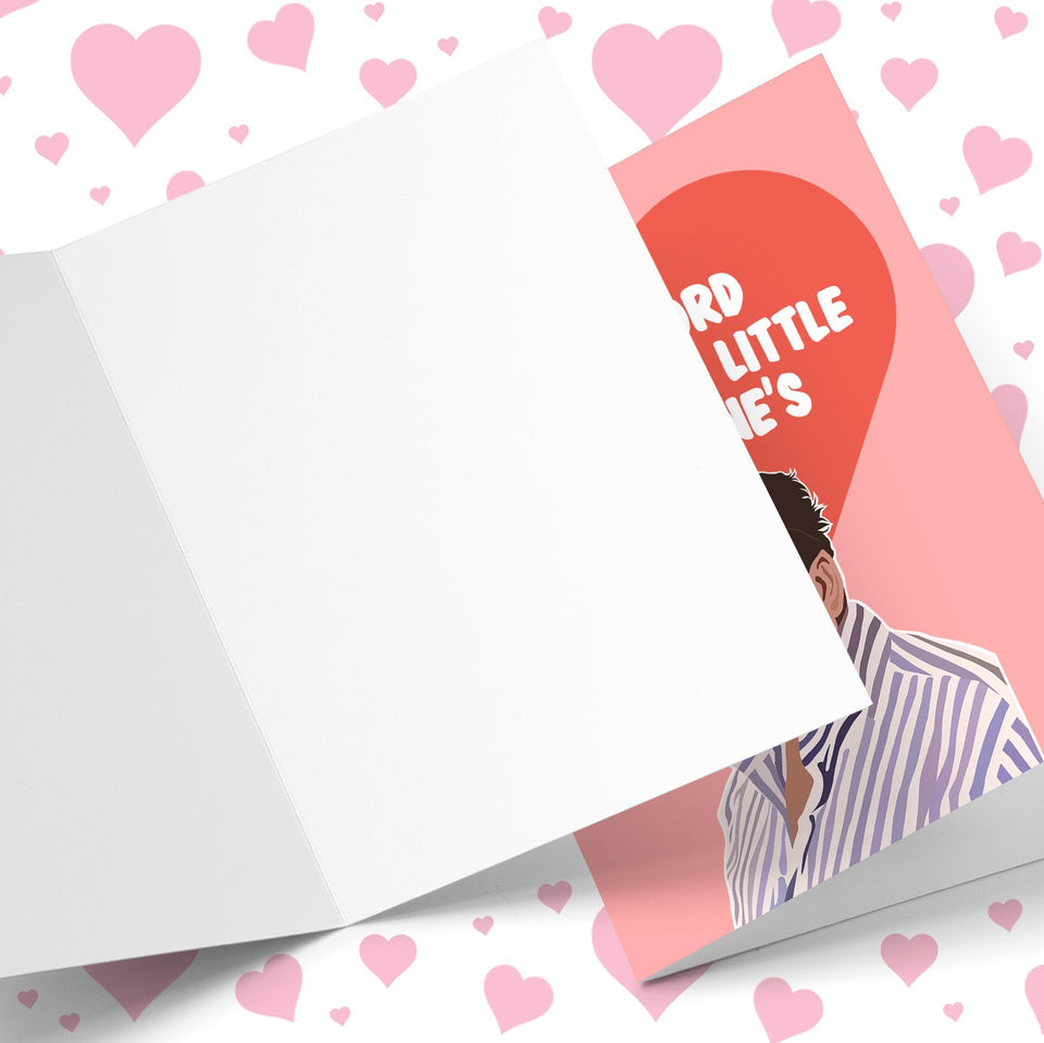 Sad Little Valentine's Greeting Card Stationery Prodigi