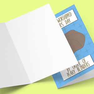 Shelby Worshipped, Farther's Day Card Stationery Prodigi