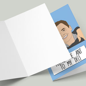You're The Ant To My Dec Greeting Card Stationery Prodigi