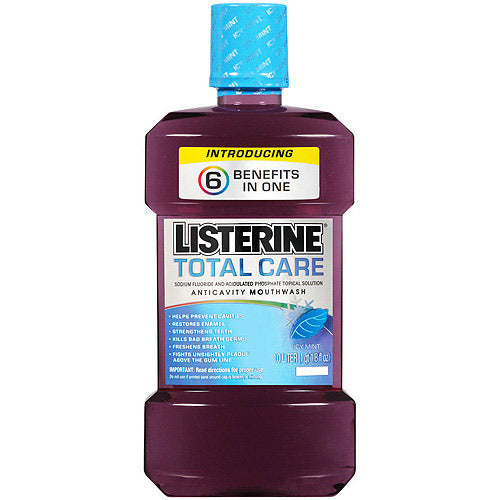 Listerine Total Care Mouthwash