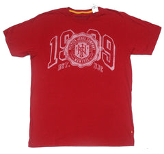 Nautica T Shirt Red