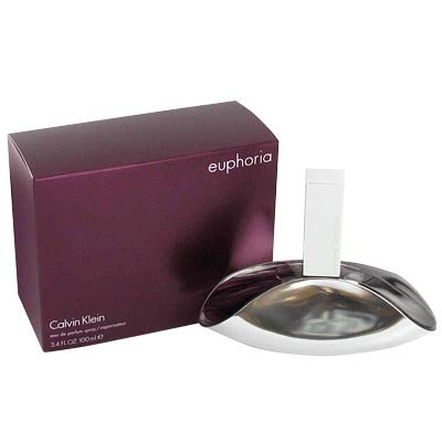 Euphoria by Calvin Klein for Women, Eau De Parfum Spray, 3.4 Ounce
